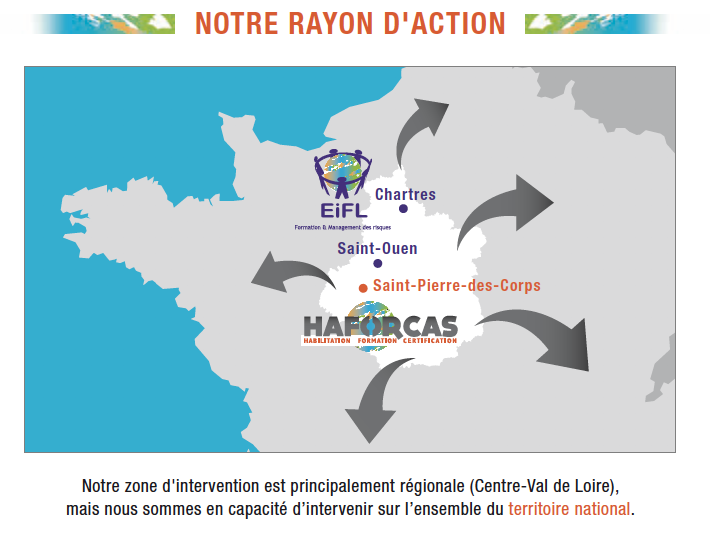 rayon d'action eifl